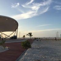 Photo taken at Centro Recreativo Playa Norte by FENIX3000 on 8/20/2016