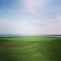 Photo taken at Kelly Plantation Golf Resort by Kyle C. on 7/2/2014