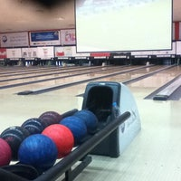Photo taken at Universal Bowling Center by Hani A. on 3/8/2013