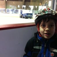 Photo taken at Mercer County Skating Center by Jason S. on 3/2/2013