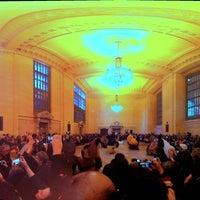 Photo taken at Vanderbilt Hall by Chris C. on 3/27/2013