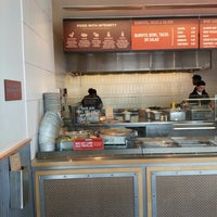 Photo taken at Chipotle Mexican Grill by Lord Thomas F. on 3/2/2013
