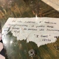 รูปภาพถ่ายที่ La Prosciutteria Firenze โดย Panagiotis P. เมื่อ 2/23/2018