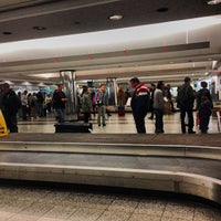 Photo taken at Baggage Claim by Brian B. on 10/25/2013