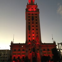 Photo taken at Miami Freedom Tower by Nathan B. on 12/31/2012