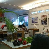 Photo taken at Vegan Kitchen & Bakery by Mar H. on 12/1/2013