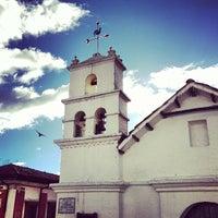 Photo taken at Chorro de Quevedo by Fer Z. on 5/18/2013