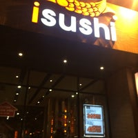 Photo taken at iSushi by Alexander H. on 7/8/2016