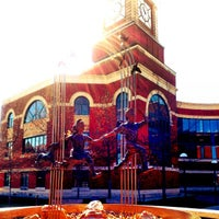 Photo taken at Johnson County Courthouse by Curtis S. on 4/4/2013