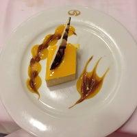 Photo taken at Restaurante Bahia & Brasa Grand Palladium by Rogério X. on 12/1/2013