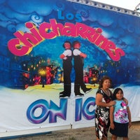 Photo taken at circo de los chicharrines on ice by Juan manuel C. on 6/15/2014