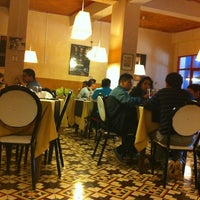Photo taken at Pasta Pizza by Marcela E. on 5/19/2013
