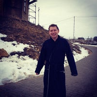Photo taken at Коньково by Alexander S. on 1/19/2013