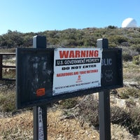Photo taken at Mount Laguna Air Force Station (demolished in 2011 ) by Kevin S. on 3/31/2013
