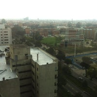 Photo taken at Edificio Torre Santander by Esteban B. on 3/27/2013