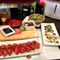 Photo taken at Sushi Zen by Carlos S. on 4/23/2013