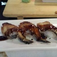 Photo taken at Sushi Zen by Carlos S. on 12/5/2013