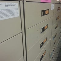 Photo taken at Fife Folklore Archives (In USU Special Collections) by L. M. on 5/16/2013