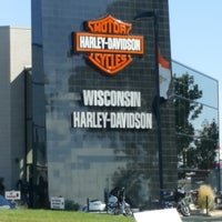 Photo taken at Wisconsin Harley-Davidson by Mary Jane S. on 9/2/2017