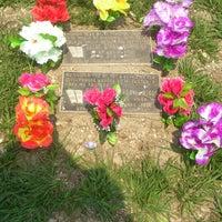Photo taken at Cementerio Sinai by Rachel A. on 5/8/2014