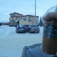 Photo taken at Starbucks by Dayln G. on 12/24/2012