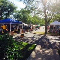 Photo taken at Oberlin Farmers Market by Edsel L. on 8/22/2015
