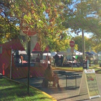 Photo taken at Oberlin Farmers Market by Edsel L. on 10/8/2016
