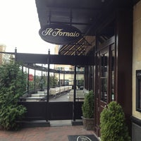 Photo taken at Il Fornaio Reston by Steven S. on 12/19/2012