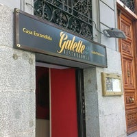 Photo taken at La Galette 2 - Casa Escondida by Esteban T. on 6/11/2015