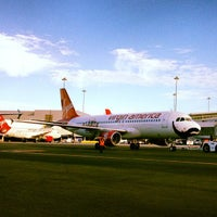 Photo taken at Virgin America by Neland M. on 10/6/2012