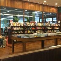 Photo taken at Livraria Argumento by Lucia T. on 6/8/2014