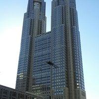 Foto tirada no(a) Tokyo Metropolitan Government Building por mikku みっく em 11/16/2012