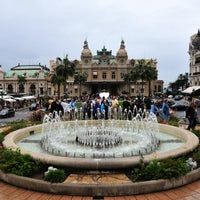 Photo taken at Casino de Monte-Carlo by Khun G. on 10/17/2012