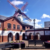 Photo taken at Thornton-Cleveleys by Brett F. on 8/4/2014