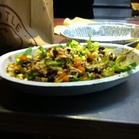 Photo taken at Chipotle Mexican Grill by Fresco R. on 10/31/2012