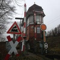Photo taken at Bahnhof Rendsburg by Jens S. on 4/11/2013