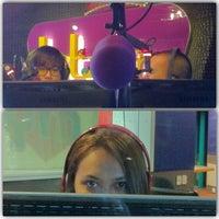 Photo taken at hitz.fm Studio by Rizal S. on 8/28/2013