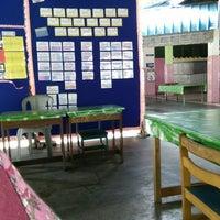 Photo taken at Sekolah Kebangsaan Dato' Ishak by mawar s. on 4/3/2016
