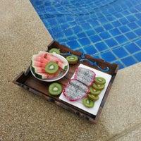 Photo taken at 88 Hotel Phuket by Julia B. on 5/18/2014
