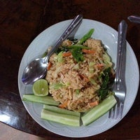 Photo taken at Khao Sok River Lodge Restaurant by Julia B. on 8/5/2013