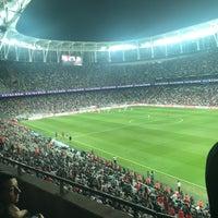 Photo prise au VIP Tribünü par Cuneyt K. le9/15/2018