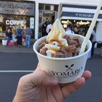 Photo taken at YOMARO Frozen Yogurt by Stefan S. on 7/29/2017