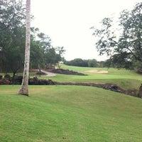 Photo taken at Makena Golf Club by Lance C. on 1/3/2013