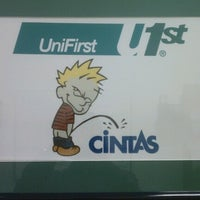 Photo taken at Unifirst by Tyshawn P. on 11/20/2012