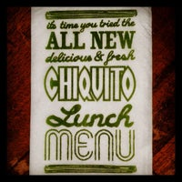 Photo taken at Chiquito by Joe E. on 9/14/2012