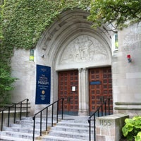 Photo taken at The Oriental Institute by Eric S. on 9/21/2012
