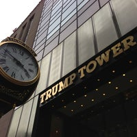 Photo taken at Trump Tower by Scott D. on 6/18/2013