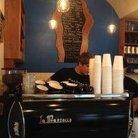 Photo taken at Parklane Espresso by Simon J. on 3/21/2014