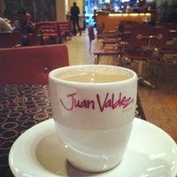 Photo taken at Juan Valdez Café by Sameer on 10/28/2012