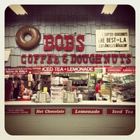 Photo taken at Bob's Coffee & Doughnuts by Sameer on 1/16/2013